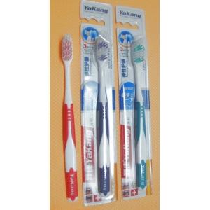 Зубная щетка с мягкой щетиной 1 шт
