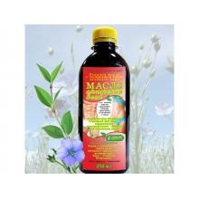Масло для снижения веса Льняное масло + экстракт зеленого кофе 250 мл