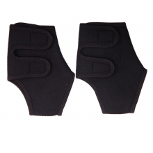 Турмалиновые  накладка на голеностоп ЦЕНА ЗА ПАРУ (на левую и правую ногу)
