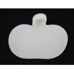 Гелевые подушечки с кольцом-фиксатором под передний отдел стопы, 1 пара