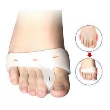 Корректоры большого пальца с защитой косточек первого и пятого пальца стопы