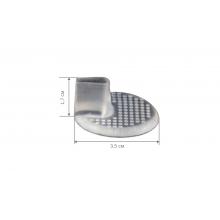 Защитные накладки на перемычку для туфель и вьетнамок 2 шт